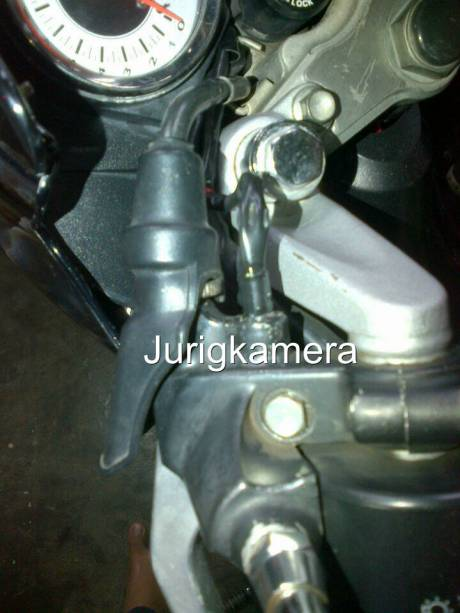 hasil satria f memakai switch grand
