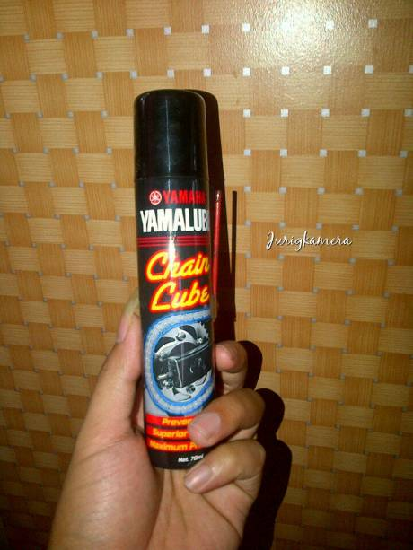 yamalube chainlube