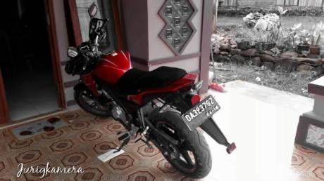 nvl with spakbor belakang ninja