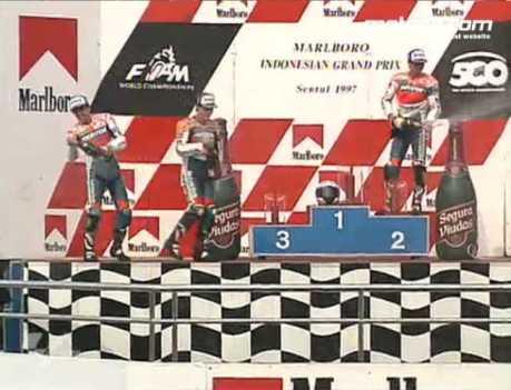 podium sentul gp 500cc indonesia