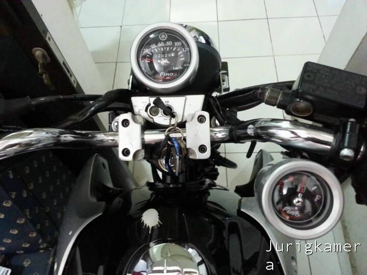 Speedometer Dan Fuelmeter Fino Di Honda Tiger Revo
